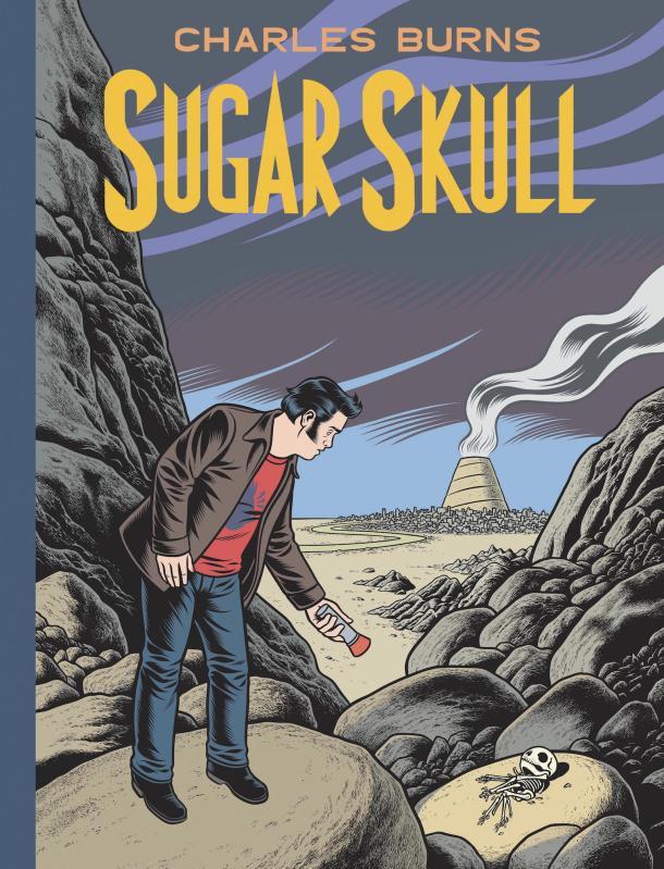 Sugar Skull - cover