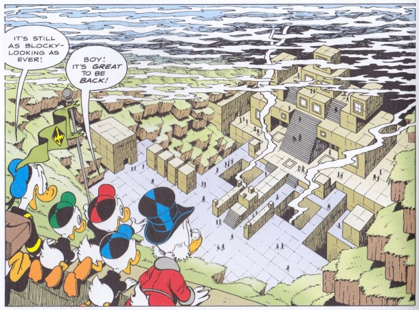 The Don Rosa Library - awful