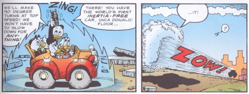 The Don Rosa Library - inertia