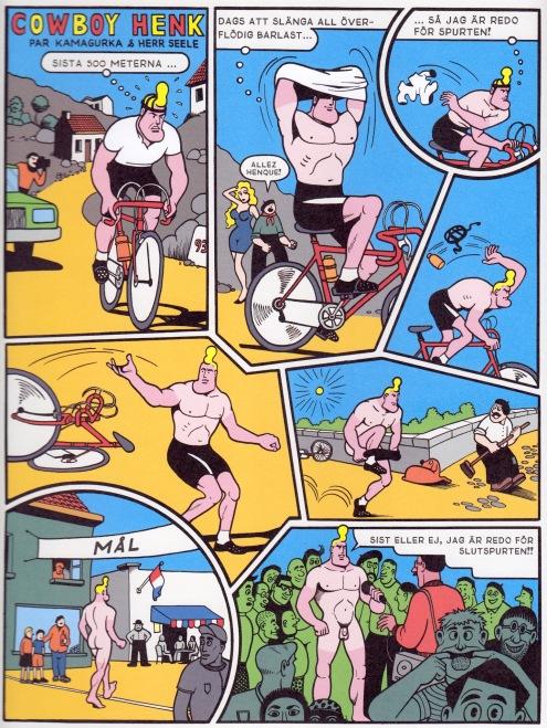 Cowboy Henk - Cykling
