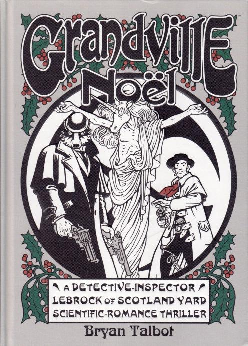 Grandville - Noël - cover