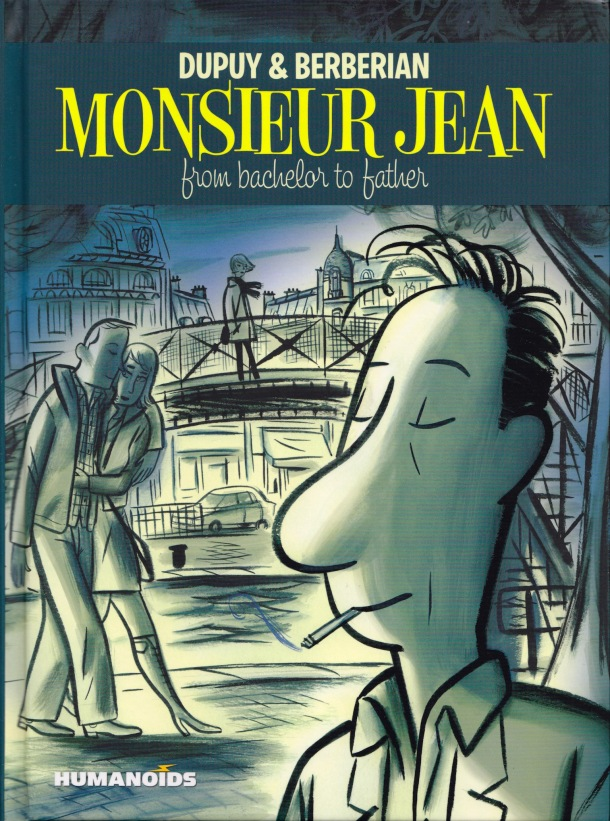 Monsieur Jean - cover