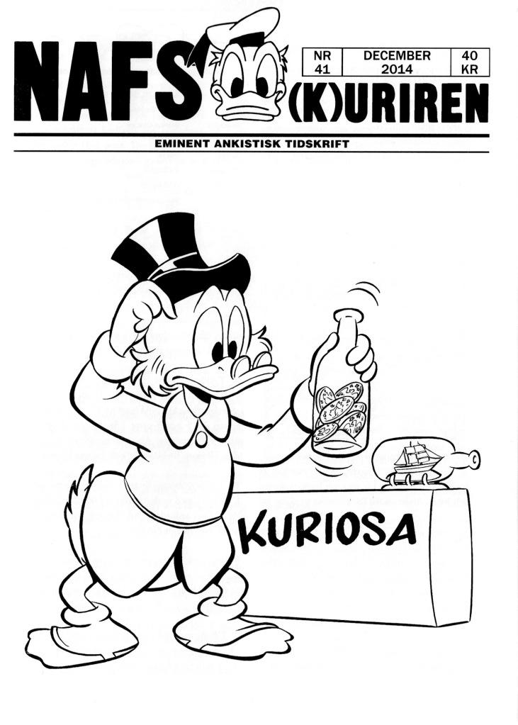 NAFS(k)uriren 41 - omslag
