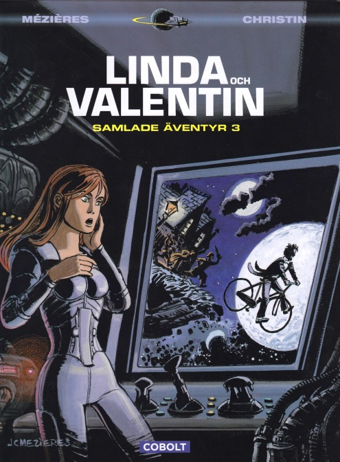 Linda och Valentin - Samlade äventyr 3 - omslag