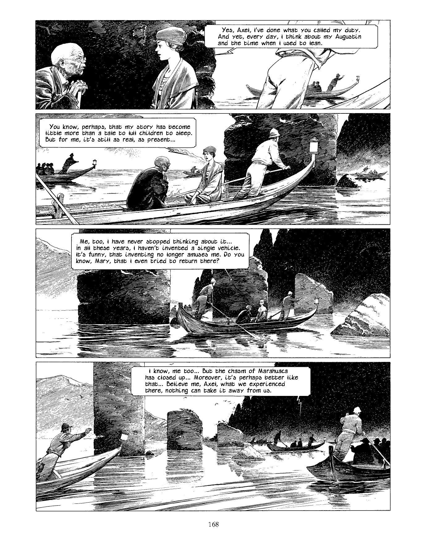 The Leaning Girl - båtar