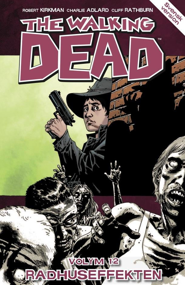 The Walking Dead 12 - omslag