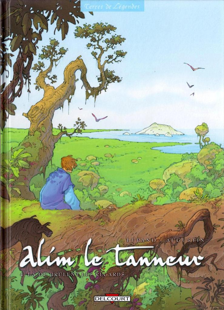 Alim the Tanner 4 - cover