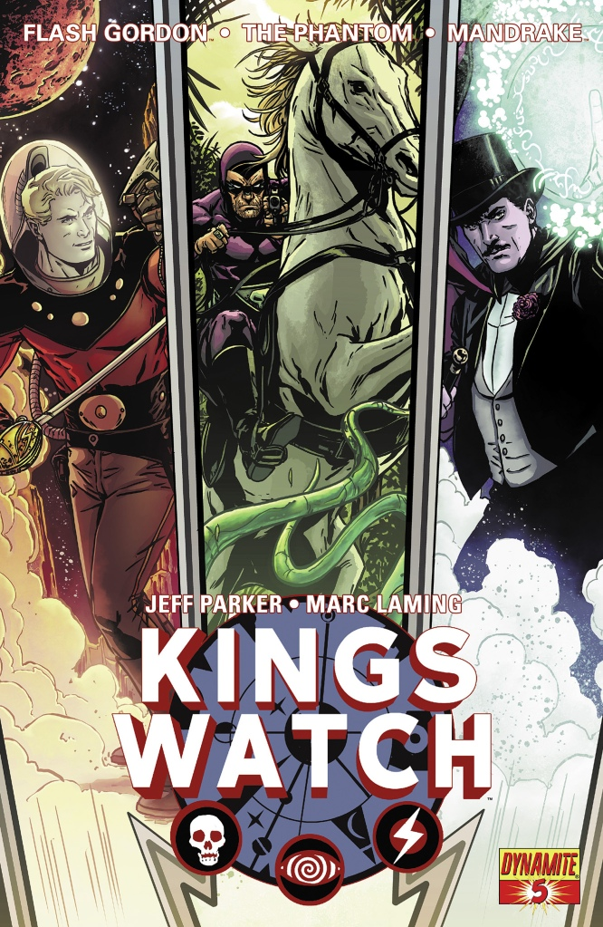 King's Watch 05 - cover