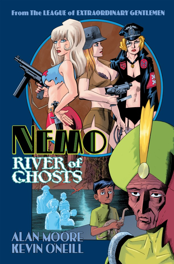 Nemo - River of Ghosts - cover