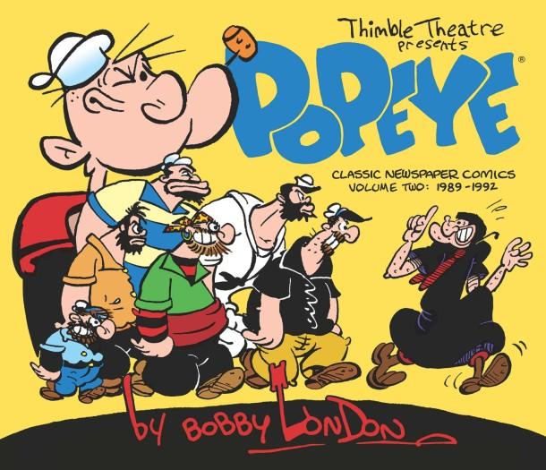 Popeye 2 - cover