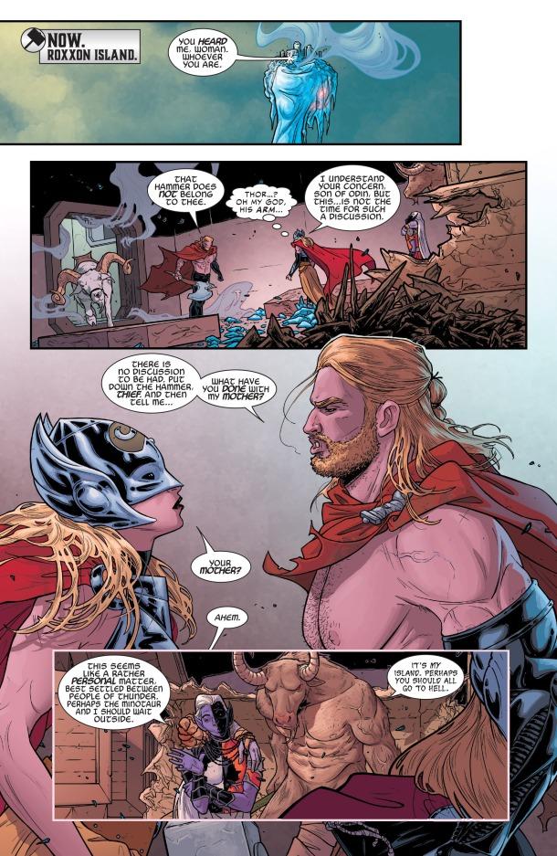 Thor - Gnabbande