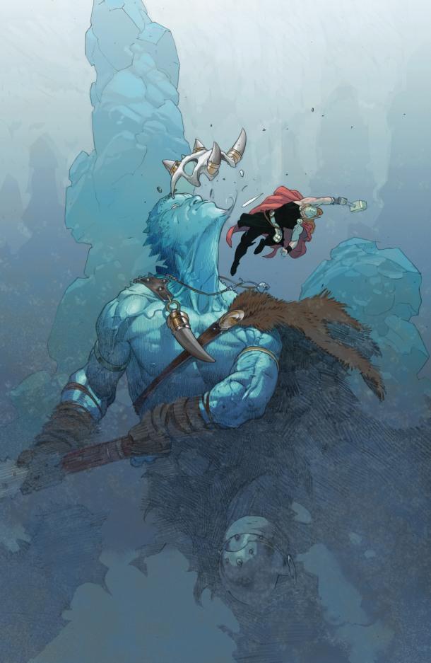 Thor - God of Thunder - Frostjätte