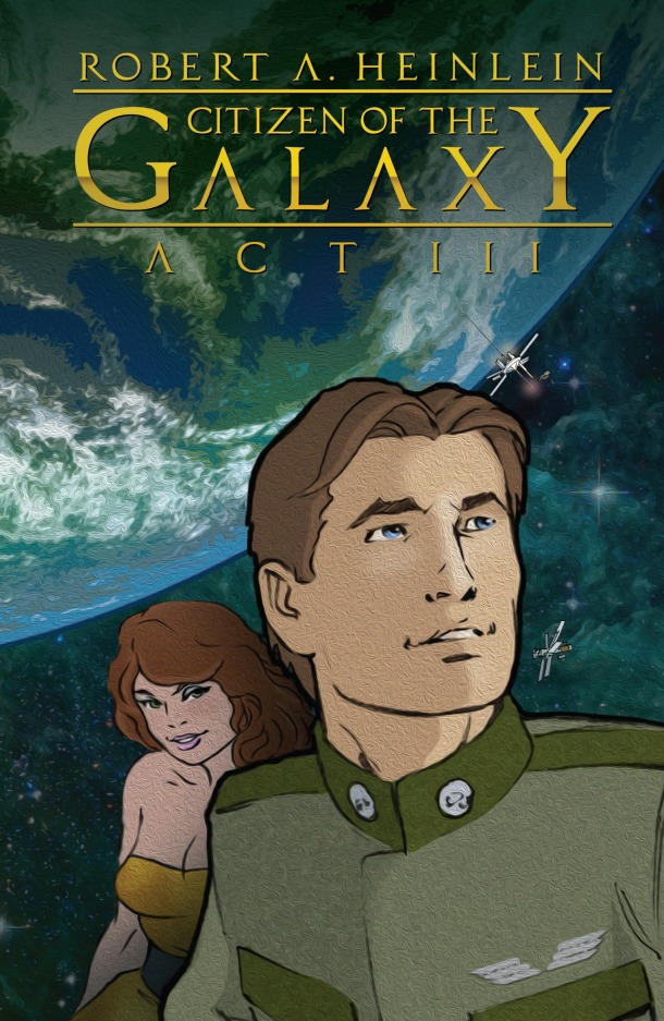 Citizen of the Galaxy - Cover