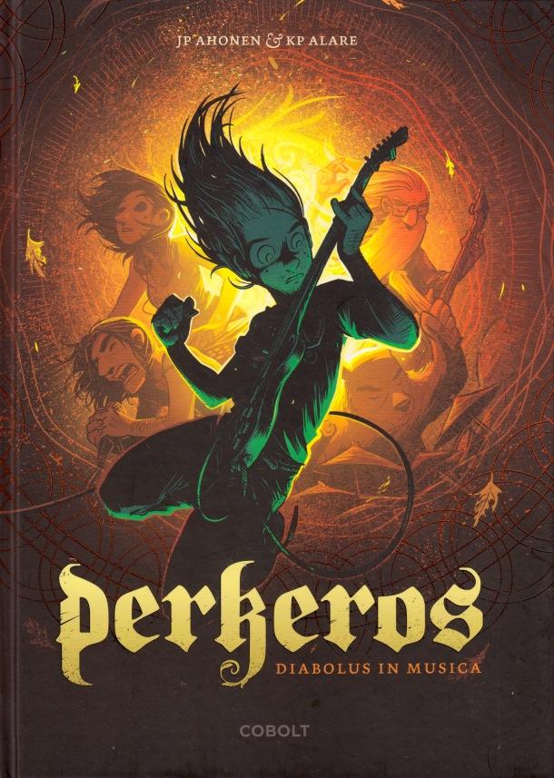 Perkeros - omslag