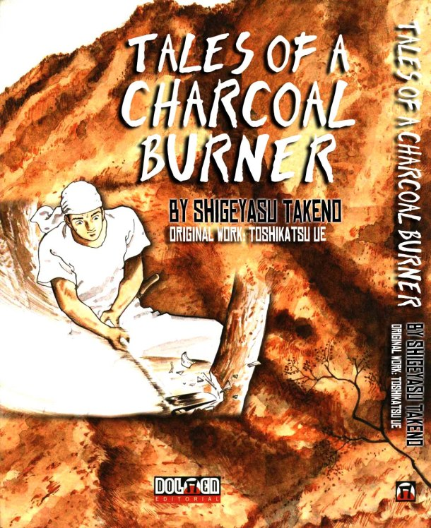 Tales of a Charcoal Burner - cover