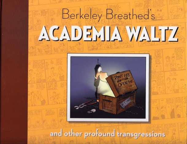 Academia Waltz - cover