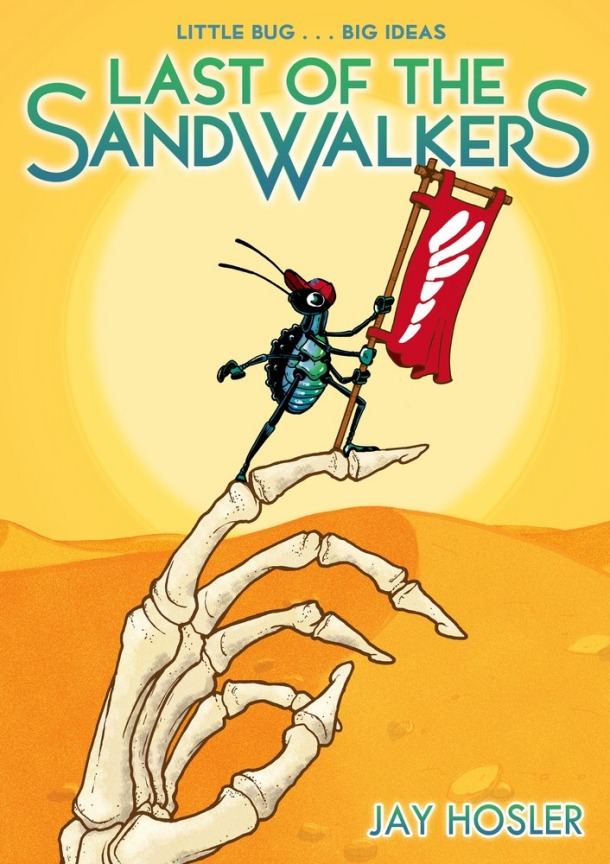 Last of the Sandwalkers - cover