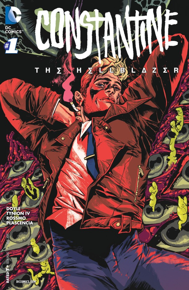 Constantine - The Hellblazer 1 - cover