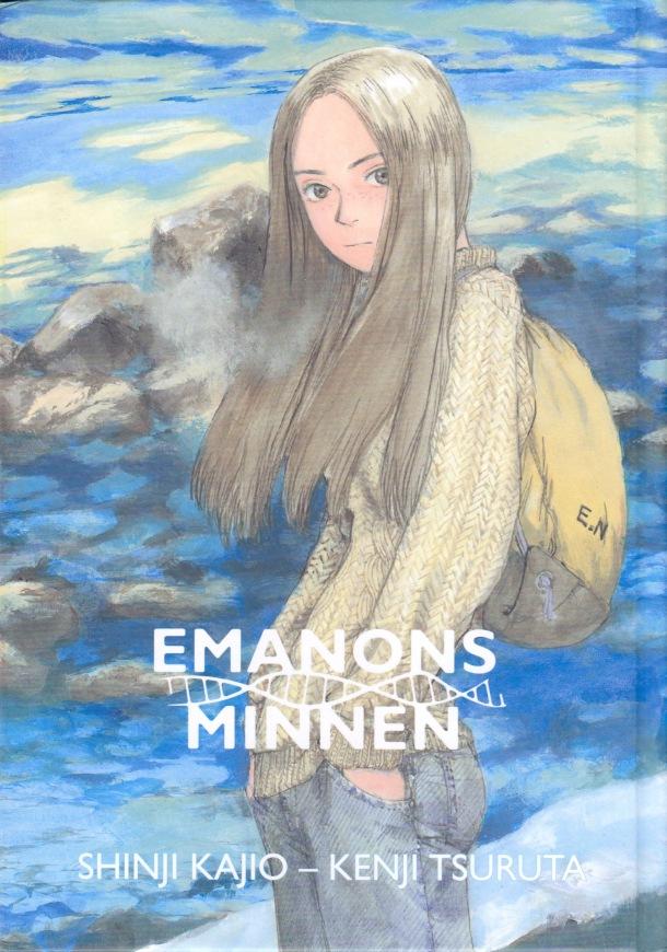 Emanons minnen - omslag
