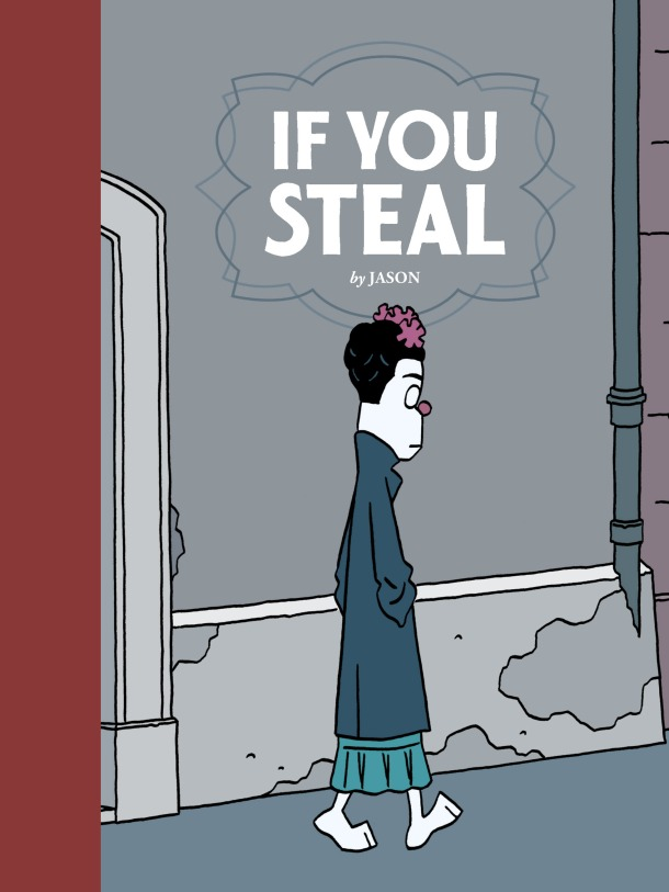 If You Steal - cover