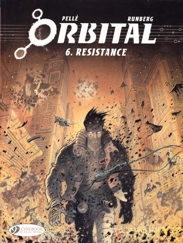 Orbital 6 - cover