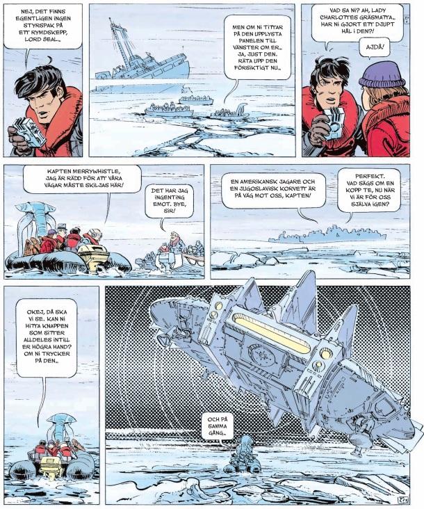 Linda och Valentin - Samlade äventyr 4 - Arktis