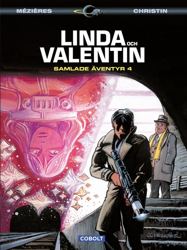 Linda och Valentin - Samlade äventyr 4 - omslag