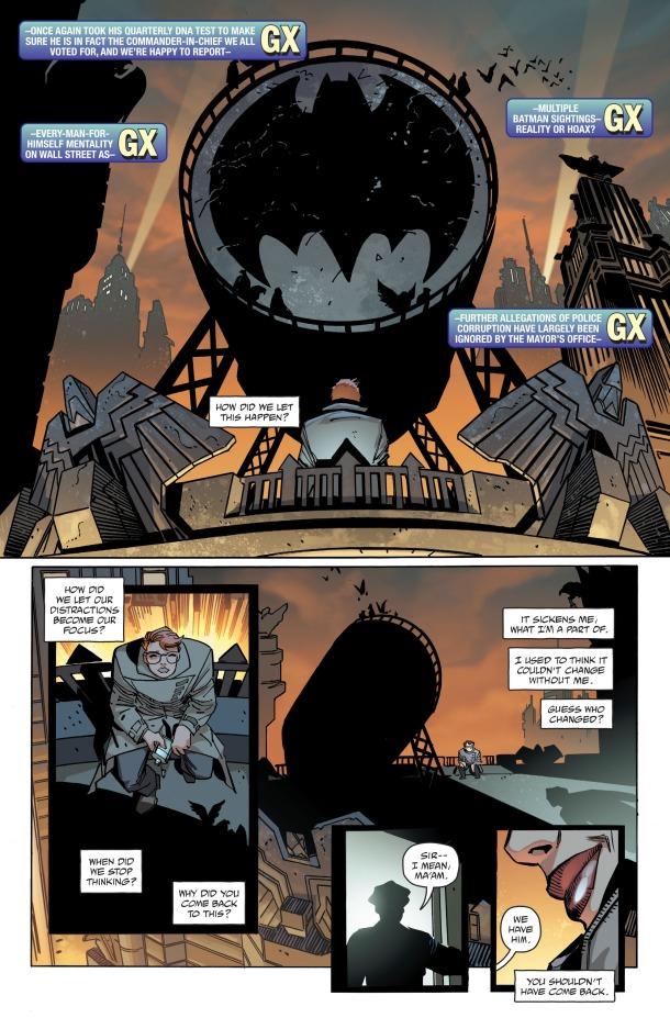 Dark Knight III - The Master Race - Yindel