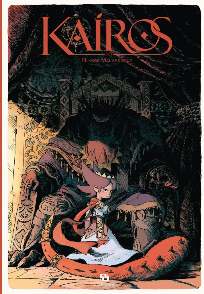 Kairos 3 - cover