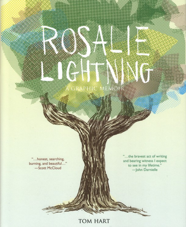 Rosalie Lightning - cover