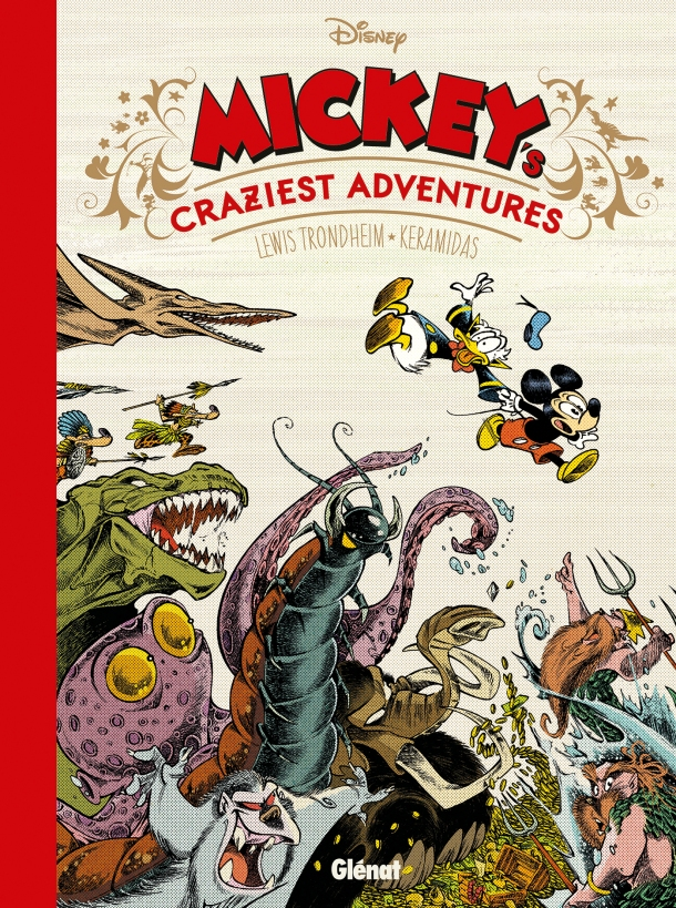 501 MICKEY'S CRAZIEST ADVENTURES[DIS].indd
