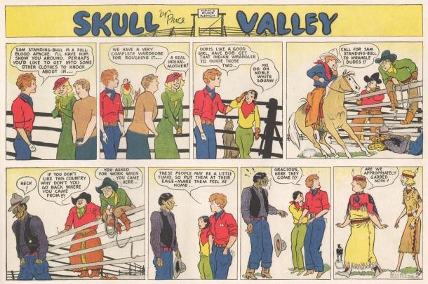 Skull Valley - Turister