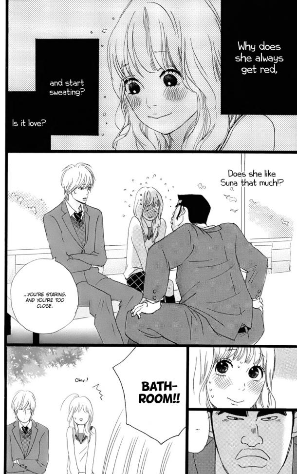 My Love Story!! - Misunderstanding