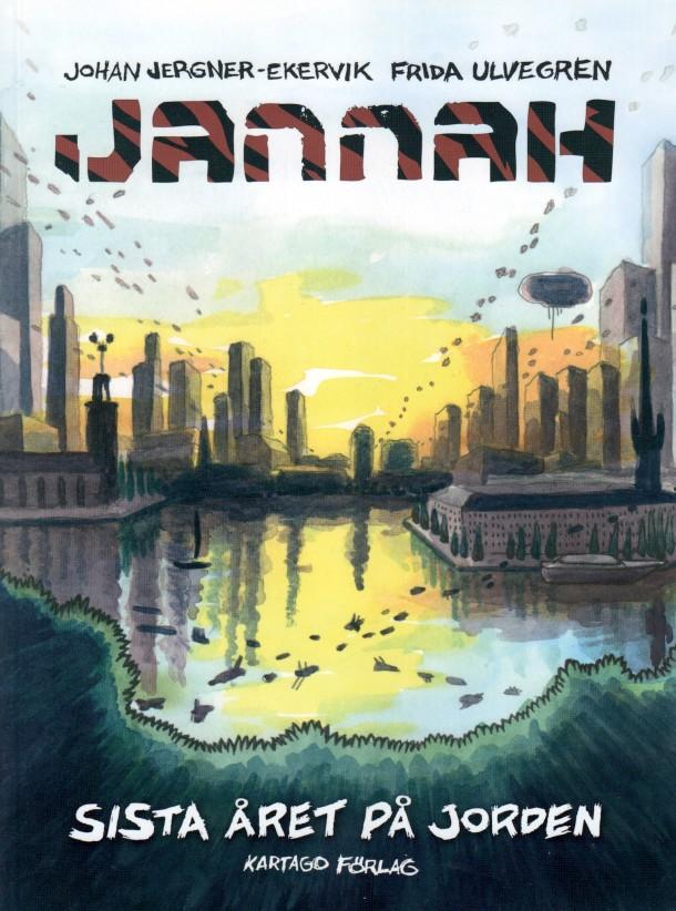 Jannah - omslag