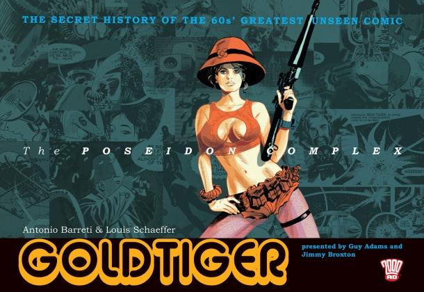 Goldtiger - cover