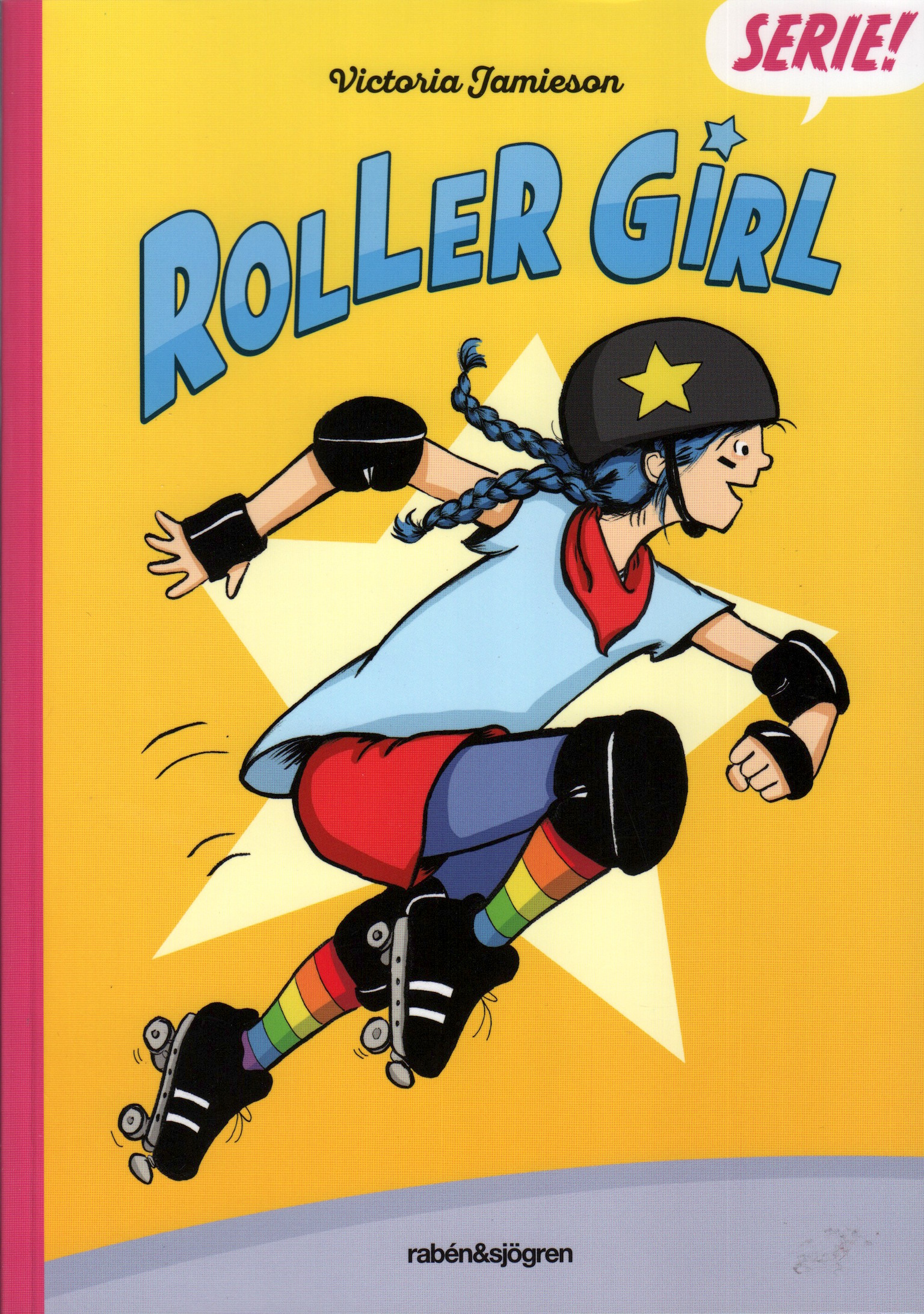 Roller Girl - omslag