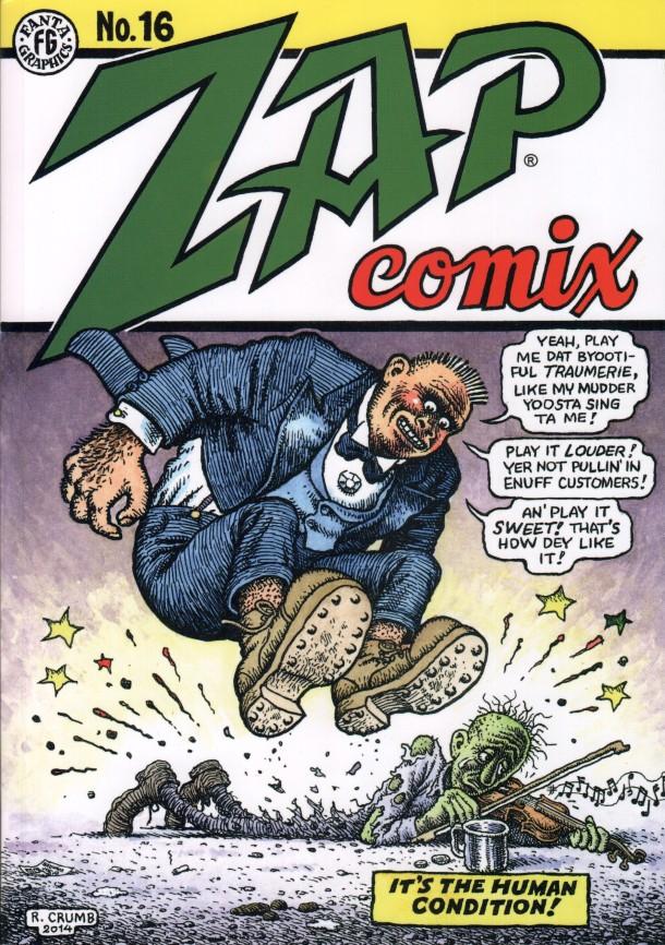Zap 16 - cover