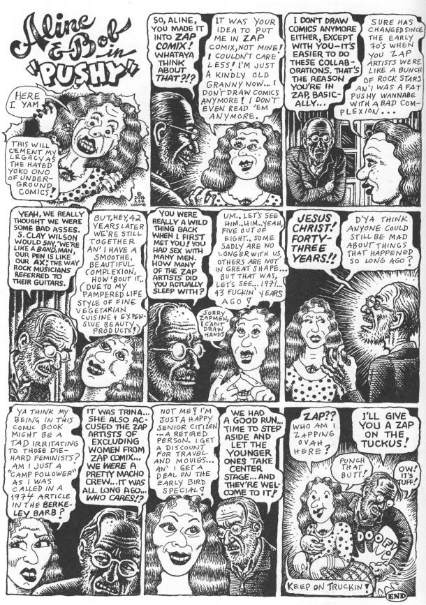 Zap 16 - Robert & Aline