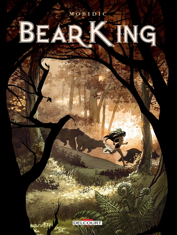 Bear King - cover