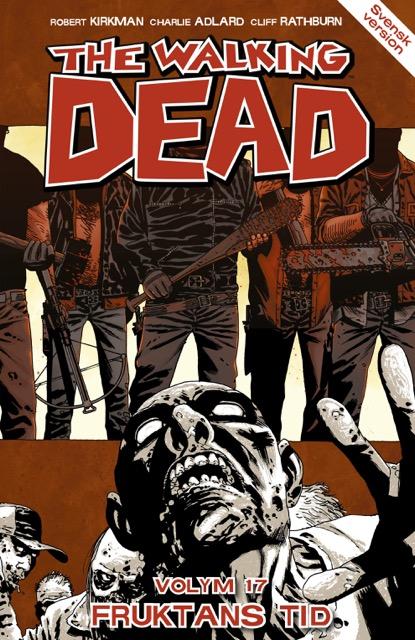 The Walking Dead 17 - omslag
