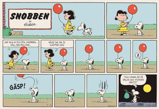snobben-ballong