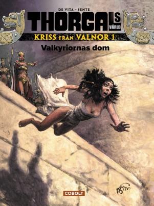 Kriss från Valnor - Valkyriornas dom - omslag