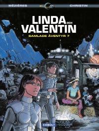 Linda och Valentin 7 - omslag