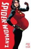 Spider-Woman 1 - cover