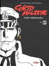 Corto Maltese - Under midnattssolen - omslag