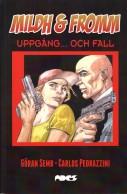 Mildh & Fromm - Uppgång... och fall - omslag