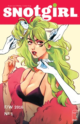 Snotgirl 001 - cover