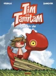 Tim och Tamtam 1 - omslag