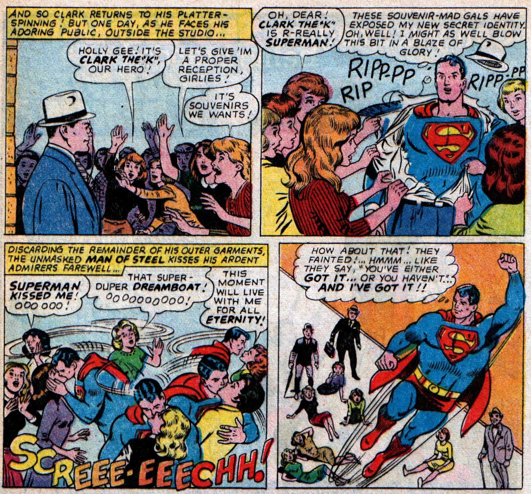gjorde Superman och undrar kvinnan någonsin krok upp Gratis Dating Romford