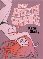 My Pretty Vampire - cover